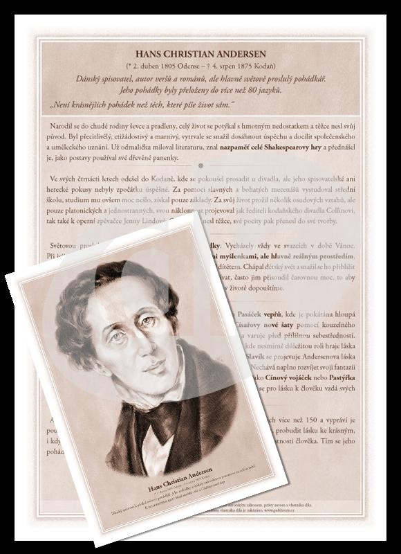 Hans Christian Andersen Datakabinet Cz